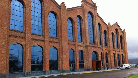 El histórico edificio de la Azucarera, roza ya el 50% de ocupación con 12 empresas instaladas. Entre ellas se encuentra Ajebask.