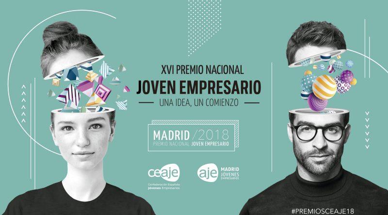 CEAJE convoca la XVI edición del Premio Nacional Joven Empresario