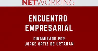 ¿Quieres ampliar tu red de contactos? Encuentro Networking